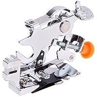 1 pcs Pie de Máquina de Plisar Multifuncional para Hogar Costura,Prensatelas fruncidor para máquina