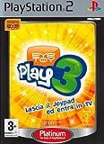 Eyetoy Play 3 PLT [Importación italiana]