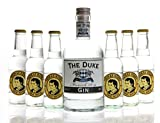 The Duke Gin 1 x 0,7 Liter + 6 x Thomas Henry Tonic 0,2 Liter