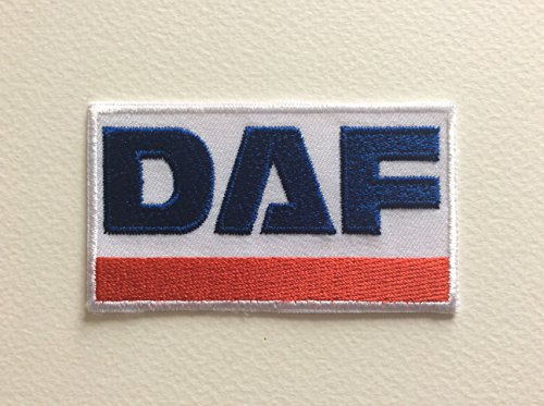 ECUSSON PATCHES AUFNAHER TOPPA - DAF - 8*4.5 CM - THERMOCOLLANT