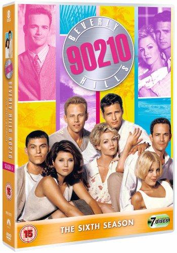 Beverly Hills 90210 - Season 6 [Import anglais]