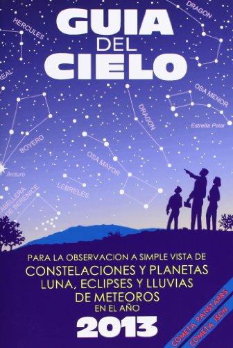 2013 Guía Del Cielo