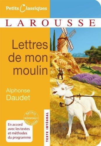 Portada del libro Lettres de mon moulin by Alphonse Daudet (2010-04-14)