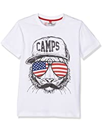 Camps J10 1373, T-Shirt Garçon
