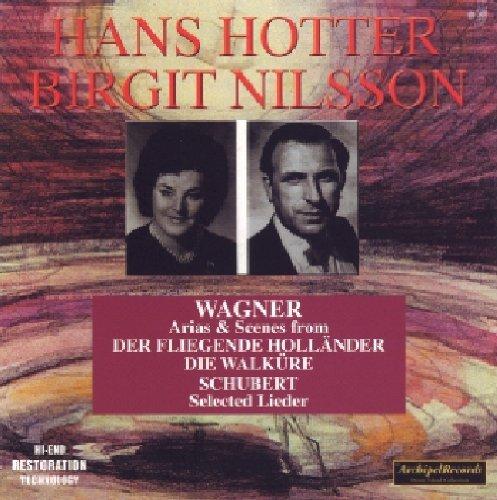 Hans Hotter & Birgit Nilsson sing Wagner & Schubert