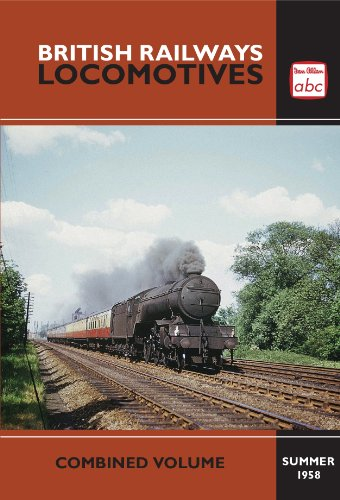 ABC British Railway Locomotives Combined Volume Summer for sale  Delivered anywhere in Ireland