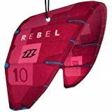 REBEL - NORTH KITEBOARDING Duftbaum Fresh Kitesurfing carribean dream red
