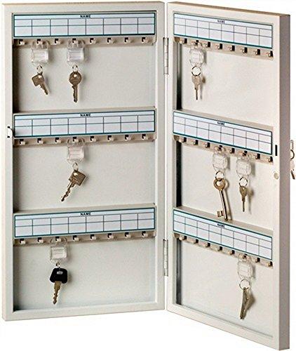 Schlüsselschrank 6750 H.455mm B.380mm T.60mm 72 Haken gebraucht kaufen  Wird an jeden Ort in Deutschland