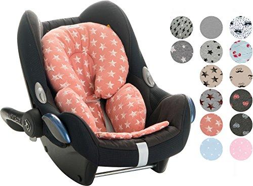 Auto-Sitzverkleinerer Antiallergikum by Janabebe® Pink Star