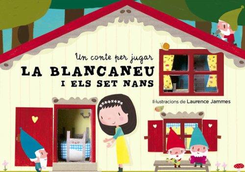 La Blancaneu I Els Set Nans. Un Conte Per Jugar (LUPITA BOOKS)