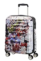 Disney Disney Wavebreaker - Spinner 55/20 Marvel Hand Luggage, 55 cm, 36 liters, Multicolour (Avengers Rock)