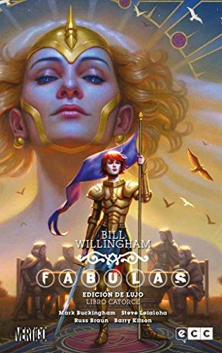 Fábulas: Edición de lujo - Libro 14 (Fábules: Edición de lujo)