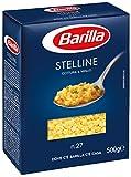 Barilla 027 Stelline - 6 pezzi da 500 g [3 kg]