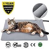lesotc Pet Heat pad, Waterproof Pet Heating pad for Small Medium Dogs, Cat Heat Pad (40 ×45 CM)