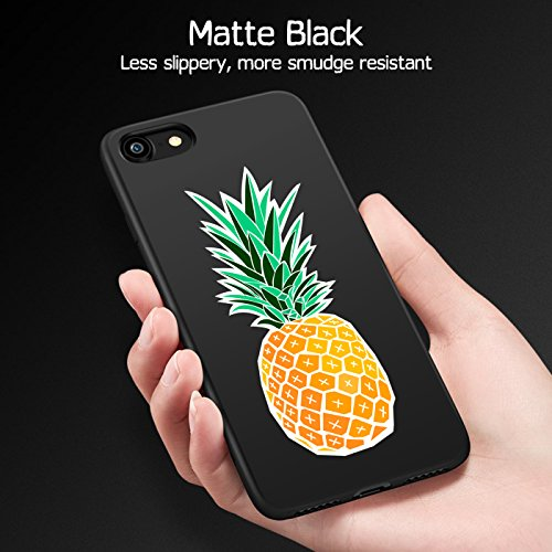 """Coque iPhone 7,JEPER® PC Protection Intégrale Ultra Mince Anti-Rayures Anti-choc Doigt Crème Glacée Housse pour Telephone Apple iPhone 7 Case 4.7"""" pattern 07"""