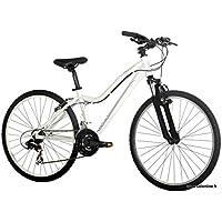 Monty KY12 Bicicleta de Montaña, Unisex Adulto, Blanco, ...