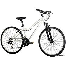 Monty KY12 Bicicleta de Montaña, Unisex Adulto, Blanco, XS