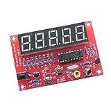 Gazechimp 1Hz-50mhz Frequenzzähler Oszilloskop Modul Digital LED Diy Module Kits