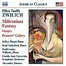 Zwilich: Millennium Fantasy (Millennium Fantasy/ Images/ Peanuts Gallery) by Jeffrey Biegel (2010-09-28)