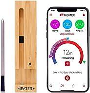 MEATER Plus   De Slimme Draadloze Vleesthermometer Met 50m Lang Bereik Voor De Oven, Gril, Keuken, Barbecue, R
