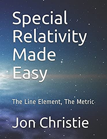 Special Relativity Made Easy: The Line Element, The Metric