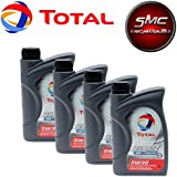 Aceite Motor Total Ineo Long Life 5 W30 4 L (LT. 4)
