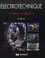 Électrotechnique de Théodore Wildi