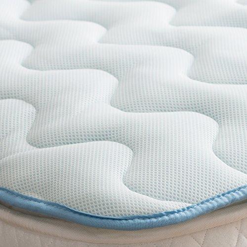 Silentnight Breathable Anti Allergy Mattress Enhancer - King