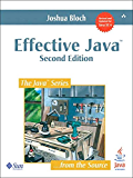 Effective Java: A Programming Language Guide (Java Series)