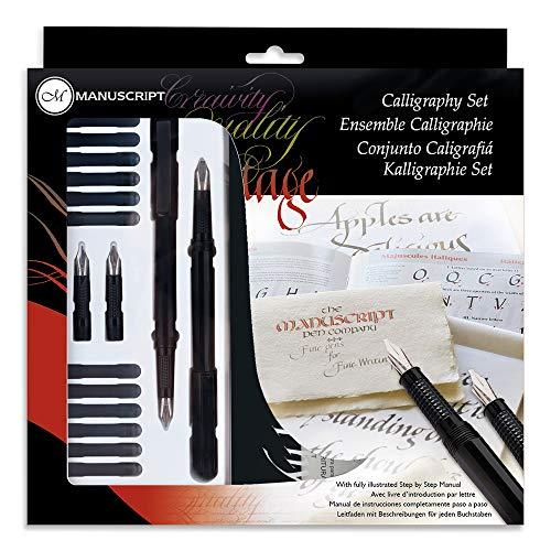 Manuscript Masterclass Kalligrafie Geschenkset