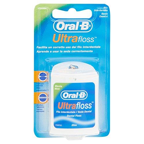 Oral B Draht Ultrafloss mint 25MT