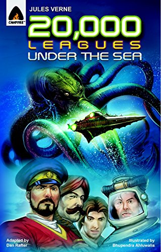 20,000 Leagues Under the Sea: The Graphic Novel (Campfire Graphic Novels) (Lincoln A Of Picture Abraham Book)