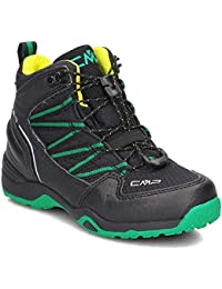 CMP Wanderschuhe Outdoorschuh KIDS SIRIUS MID HIKING SHOES WP schwarz