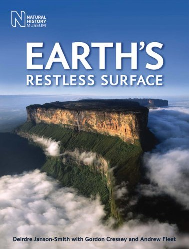Earth's Restless Surface by Deidre Janson-Smith (18-Dec-2008) Paperback