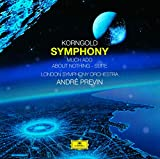 Korngold: Symphony / Much Ado About Nothing