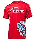 RUSSLAND FANSHIRT 3205 Herren T-Shirt Gr. S