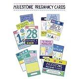 Milestone unvergessliche Momente Schwangerschaft Pregnancy Cards Karten (Spanisch)