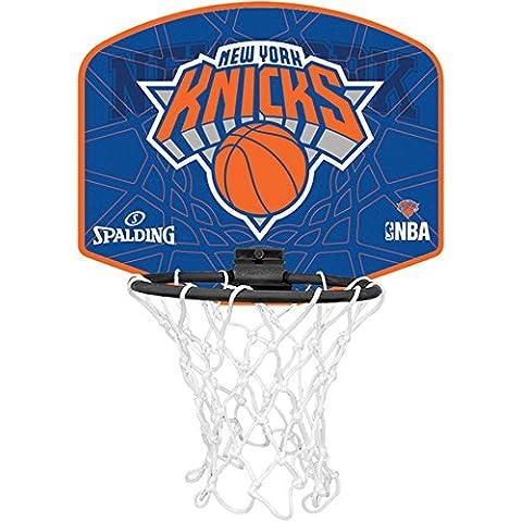 Spalding New York Knicks - Pelota de baloncesto, talla 7