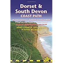 Dorset & South Devon Coast (Part 3 SW Coast Path) (British Walking Guides)