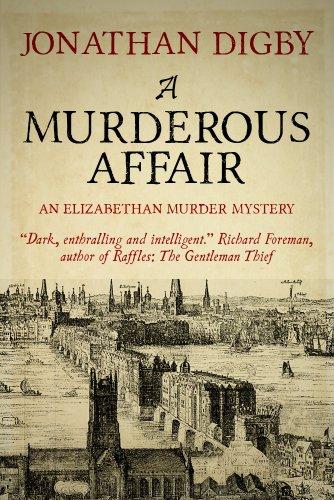 A Murderous Affair by Jonathan Digby