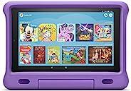Fire HD 10 Kids Edition-Tablet | 10,1 Zoll, 1080p Full HD-Display, 32 GB, violette kindgerechte Hülle
