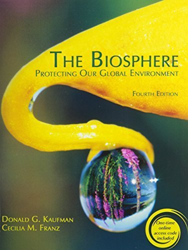 The Biosphere: Protecting Our Global Environment 4th edition by TWO HERONS (2008) Paperback