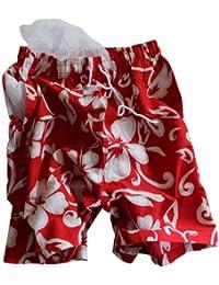 COOL24 Swimming Shorts - SPIRIT - Hawaii Style - bathing trunks for men's