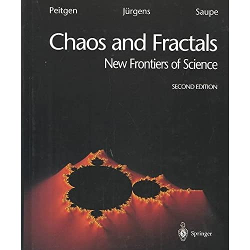 [(Chaos and Fractals : New Frontiers of Science)] [By (author) Heinz-Otto Peitgen ] published on (February, 2004)