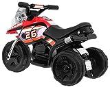 MINI Motocross Elektromotorrad für Kinder Elektrofahrzeuge Kindermotorrad ROT oder GELB! (ROT) - 4