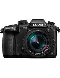 Panasonic Lumix DMC-GH5 + Leica 12-60mm F2.8-F4.0 MILC 20.3MP Live MOS 5184 x 3888Pixeles Negro - Cámara digital (20,3 MP, 5184 x 3888 Pixeles, Live MOS, Full HD, Pantalla táctil, Negro)