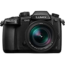 Panasonic Lumix G DC-GH5L Fotocamera, Nero