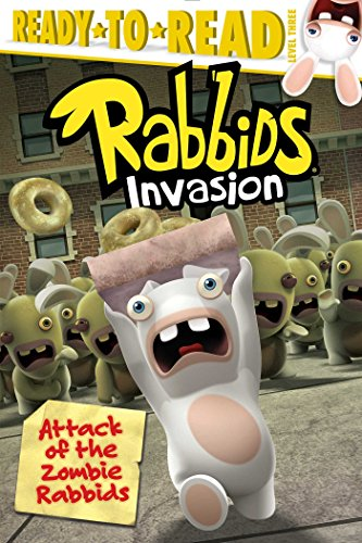 Rabbids (Rabbids Invasion: Ready-To-Read, Level 3) ()