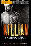 Killian: A West Bend Saints Romance