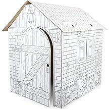 Small Foot Casa de juegos de cartón 10015